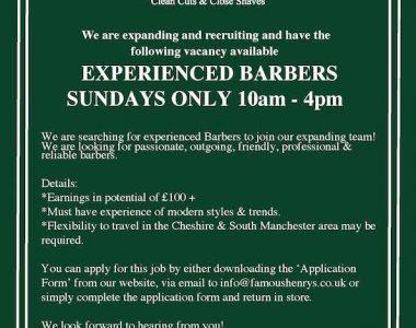 Sunday Barbers