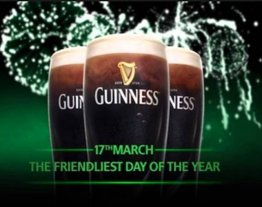Celebrating St. Patricks Weekend