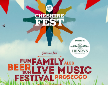Famous Henrys Proud Sponsors of Cheshire Fest