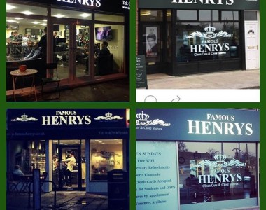About Famous Henrys