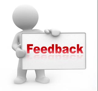Feedback is important to us