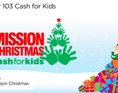 Supporting Key 103 Cash 4 Kids